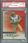Kurt Warner Cards, Rookie Cards and Autographed Memorabilia Guide 61