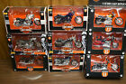 Maisto 118 Harley Davidson Lot Of 9 New in Box