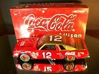 Bobby Allison 12 Coca Cola 1974 Chevrolet Malibu 124 Action 3504 Made