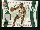 Ray Allen Rookie Cards and Memorabilia Guide 21