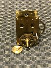Antique Rear Hanging Banjo Clock Movement From E Howard Employee D Blackwell