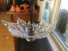 LALIQUE France Champs Elysees 18 French Crystal Centerpiece Bowl PERFECTION