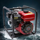 4 Stroke 75HP Gas Powered Water Pump Flood Irrigation Portable Water Transfer