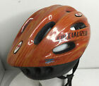 Vintage 1998 Specialized S Works Sub Zero Mountain Road Bike helmet LARGE orange