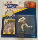 1991 -MLB Starting Lineup, DAVE STEWART - Oakland Athletic's (A's)-NOS Vintage