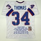 Thurman Thomas Cards, Rookie Cards and Autographed Memorabilia Guide 49
