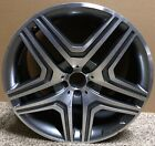 2013 2016 MERCEDES GL CLASS GL63 21 OEM ORIGINAL AMG WHEEL RIM