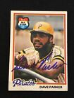 Dave Parker Cards, Rookie Cards and Autograph Memorabilia Guide 34
