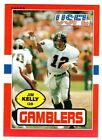 Jim Kelly Cards, Rookie Cards and Autograph Memorabila Guide 18