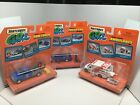 Matchbox Go Action Spin Out Police Ambulance Tow Truck New Set Of 3