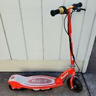 Razor E175 Red Motorized 24 Volt Rechargeable Electric Power Kids Child Scooter