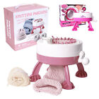 22Needle DIY Hand Knitting Machine Weaving Loom for Scraf Hat Kids Learning Toy