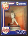 1995 San Fransisco Giants Willie Mays Starting Lineup Stadium Stars