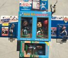 Lot STARTING LINEUP Canseco SANTIAGO Ken Griffey Jr Mark McGwire Glavine