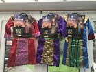 Christmas Nativity 3 Wise Men Kings Fancy Dress Up Costume Outfits 3 5 Years NEW