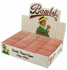 Authentic Bambu CLASSIC Regular Worlds Finest Rolling Paper 33 Leaves SPAIN 100