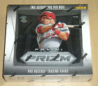 2012 Panini Prizm baseball sealed HOBBY box Mike Trout rookie?