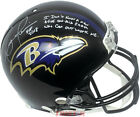 Ray Lewis Rookie Cards and Autograph Memorabilia Guide 48