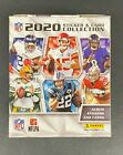 2020 Panini NFL Sticker Collection Football Sealed Box (250 Stickers 50 Cards)