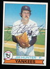 Catfish Hunter Cards, Rookie Card and Autographed Memorabilia Guide 41