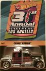 HOT WHEELS Convoy Custom 31st LOS ANGELES 2017 CONVENTION very limited