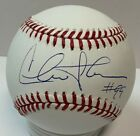 Charlie Sheen Signing Major League Autographs for 2014 Topps Archives Baseball 7