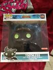Funko Pop! How To Train Your Dragon 10 Inch Toothless #686 Target Exclusive