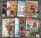 Vintage to Modern Christmas Magazines Lot of 10 Victorian Country DIY Ideas