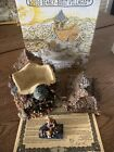 Boyds Bearly-Built Villages Cocoa's House Of Chocolate #19009 2E/472
