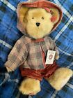 Boyds Bear Plush Halloween  Aubrey T.Autumnfest    # 904150 (NEW WITH TAGS)