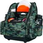 NEW Dynamic Discs Disc Golf Commander Cooler Backpack Urban Camouflage