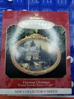 1997 Hallmark Keepsake Ornament Victorian Christmas Thomas Kinkade