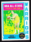 Rick Barry Rookie Cards Guide and Checklist 17