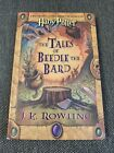 Harry Potter The Tales of Beedle the Bard Hardcover 1st Edition Autopen Signed