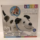Intex Inflatable Ride On Puppy Dog Swimming Pool Float Ages 3+ NEW in Box