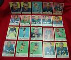 1959 Topps Football Cards 12