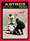 Joe Morgan Cards, Rookie Cards and Autographed Memorabilia Guide 16