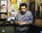 Charlie Day Signed 11x14 Photo PSA AH50611