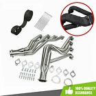 Manifold Headers Stainless Steel For 1968 1972 BBC Chevy Chevelle Camaro 396 454