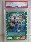 Warren Moon Cards, Rookie Cards and Autographed Memorabilia Guide 11