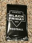 36 (36!) unopened packs of 2019 Panini Black Friday Football SOME THICK PACKS!!!