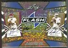 2019 Leaf Flash Football Sealed Hobby Box 5 Autos with Free Shipping!