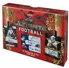 2019 Leaf Ultimate Football Sealed Hobby Box 5 Autos with Free Shipping!