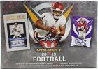 2019 Leaf Valiant Football Sealed Hobby Box 4 Autos with Free Shipping!