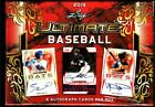 2019 Leaf Ultimate Baseball Sealed Hobby Box 6 Autos with Free Shipping!