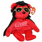 TY Beanie Baby - SHAKE RATTLE & BEANIE the Elvis Bear (Walgreen's Excl) (9 inch)