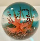 Caithness Scotland Limited Edition of 500 Coral Dream Paperweight 187 500