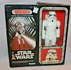 Vintage Kenner Star Wars Stormtrooper 1977 1978 12 inch w box Back Large Tall