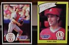 1990 TODD ZEILE KENNER SLU STARTING LINEUP CARDS CARDINALS UNRELEASED UNISSUED