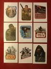 2016 Topps Star Wars The Force Awakens Stickers - Checklist Added 16